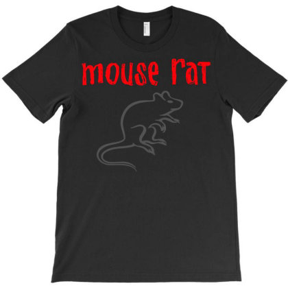Mouse Rat - Parks And Recreation T-shirt Designed By Vetor Total