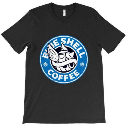 Coffee Seeker T-shirt Designed By Corys