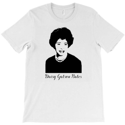 Daisy Gatson Bates Day T-shirt Designed By Enjang