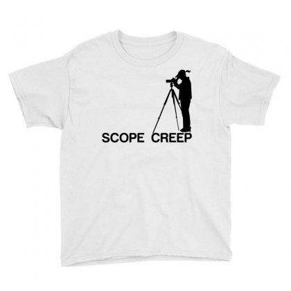 Scope Creep Youth Tee Designed By Sabriacar
