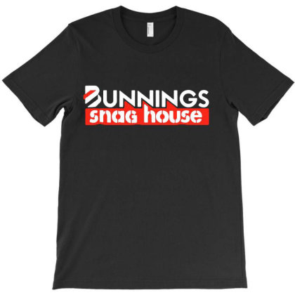 Bunnings Warehouse Snag T-shirt Designed By Jacobs