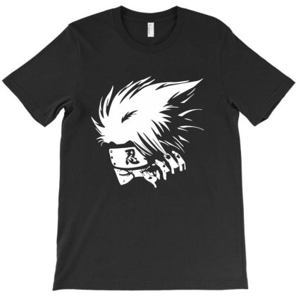 Kakashi Sharingan T-shirt Designed By Jacobs
