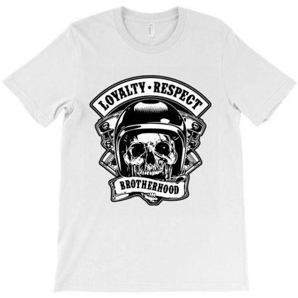 Respect Brotherhood T-shirt Designed By Jacobs
