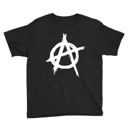 Anarchy Youth Tee Designed By Leona Art
