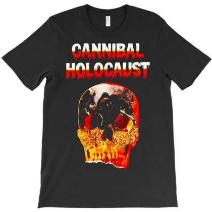 Cannibal Holocaust T-shirt Designed By Activoskishop