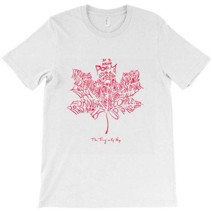 Tragically Tenan T-shirt Designed By Satu00