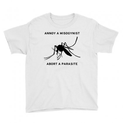 Annoy A Misogynist Youth Tee Designed By Godlovesabortion