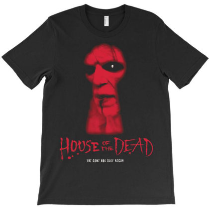 House Of The Dead T-shirt Designed By Activoskishop