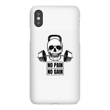Strong Gym Iphonex Case Designed By Zig Street