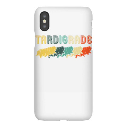Tardigrade Vintage Retro Style For Tardigrade Lover Iphonex Case Designed By Ngiart