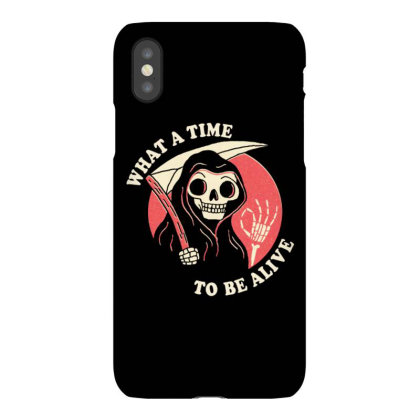 What A Time To Be Alive Merch Iphonex Case Designed By Ajiro