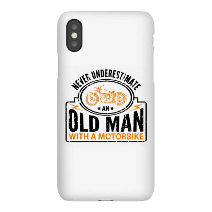 Never Underestimate Iphonex Case Designed By Starshop