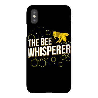 The Bee Whisperer For Beekeeper Iphonex Case Designed By Ngiart