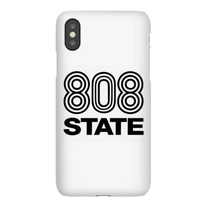 808 State Iphonex Case Designed By Starshop