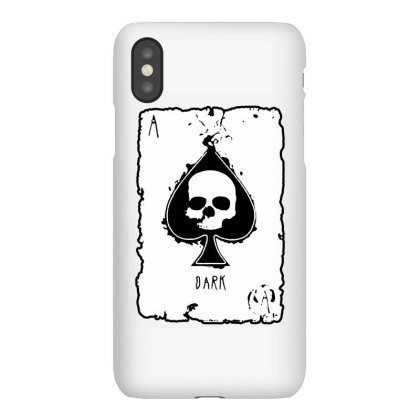 Ace Of Spades Skull Iphonex Case Designed By Starshop