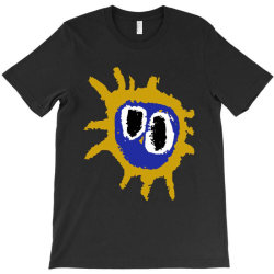 screamadelica primal scream rock T-Shirt | Artistshot