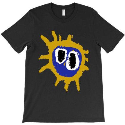 Screamadelica Primal Scream Rock T-shirt Designed By Starshop