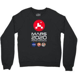nasa perseverance rover mars 2020 Crewneck Sweatshirt | Artistshot