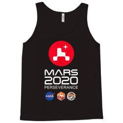 nasa perseverance rover mars 2020 Tank Top | Artistshot
