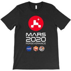nasa perseverance rover mars 2020 T-Shirt | Artistshot