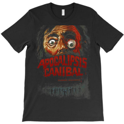 Cannibal Apocalypsy T-shirt Designed By Activoskishop