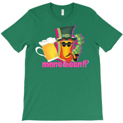 St Patrick´s Day T-shirt Designed By Arteriamix