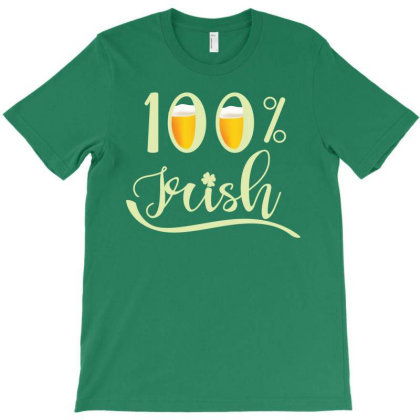 St. Patrick´s Day T-shirt Designed By Arteriamix