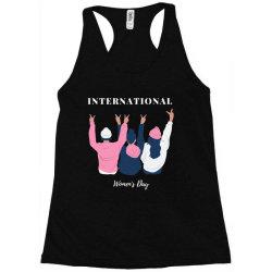 International Women's Day Racerback Tank   Artistshot