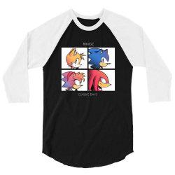 ringz 3/4 Sleeve Shirt | Artistshot