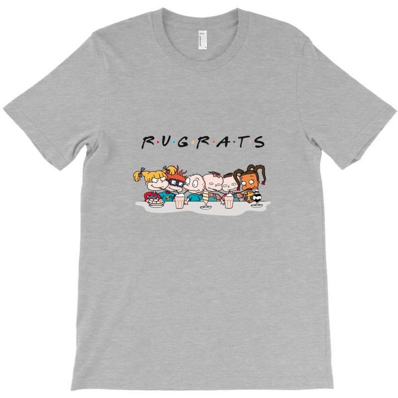 Rugfriends T-shirt | Artistshot