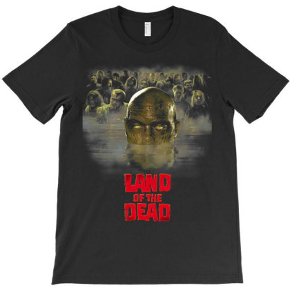 Land Of Dead. Romero T-shirt Designed By Activoskishop