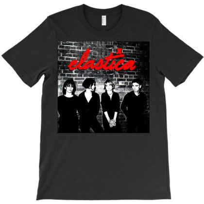 Elastica Compressed T-shirt Designed By Princeone