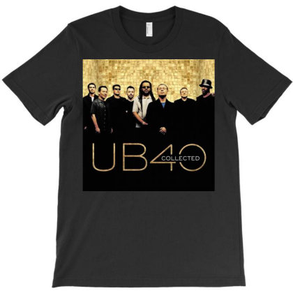 Ub 40 Collected T-shirt Designed By Princeone