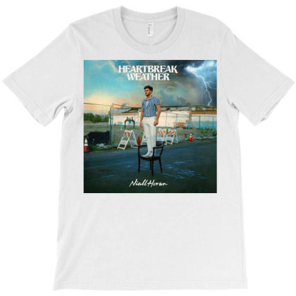 Heartbreak Weather T-shirt Designed By Princeone