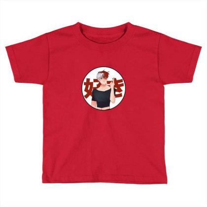 Academy Toddler T-shirt Designed By Herlina Citrakusuma
