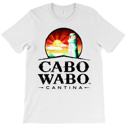 Cabo Wabo Wibo T-shirt Designed By Princeone