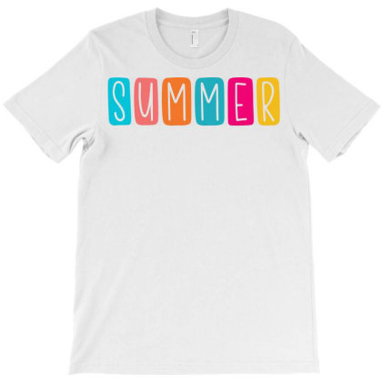 Summer T-shirt Designed By Ombredreams