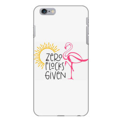 Zero Flocks Given iPhone 6 Plus/6s Plus Case | Artistshot