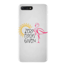 Zero Flocks Given iPhone 7 Plus Case | Artistshot