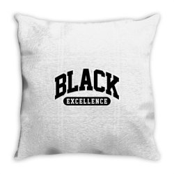 Black History Month 2021 Throw Pillow Designed By Robertoabney