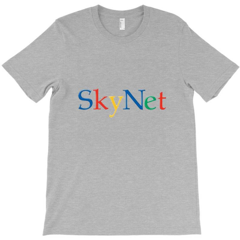 Skynet T-shirt | Artistshot