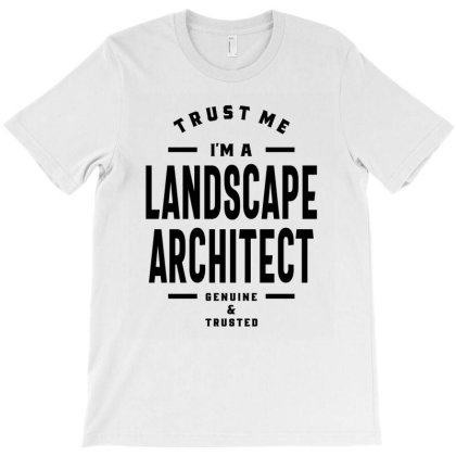 Landscape Architect Gift Funny Job Title Profession Birthday Idea T-shirt Designed By Cidolopez