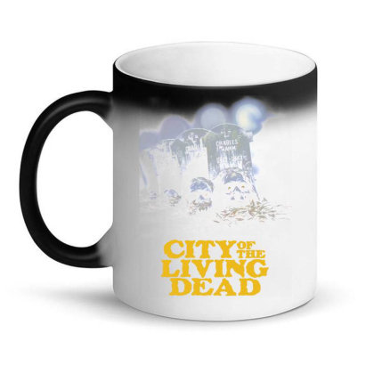 City Of The Living Dead. Lucio Fulci Magic Mug Designed By Activoskishop