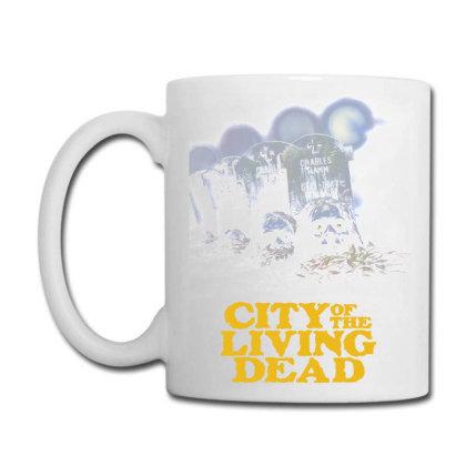 City Of The Living Dead. Lucio Fulci Coffee Mug Designed By Activoskishop