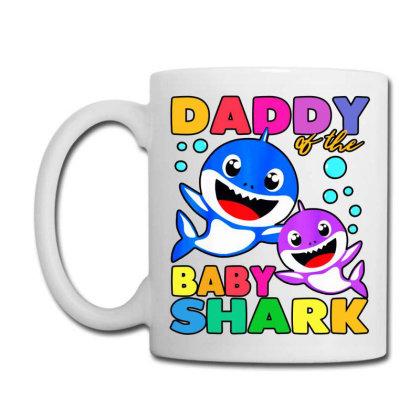 Daddy Of The Baby Shark Coffee Mug Designed By Syakirra