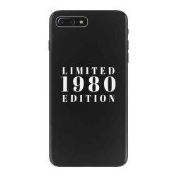 Limited Edition 1980 iPhone 7 Plus Case | Artistshot