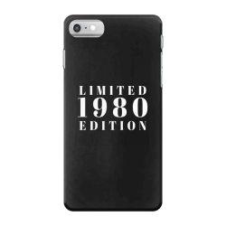 Limited Edition 1980 iPhone 7 Case | Artistshot