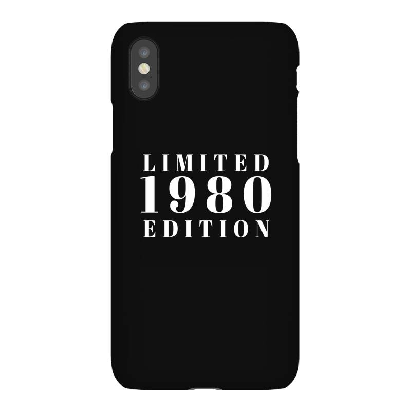 Limited Edition 1980 Iphonex Case | Artistshot