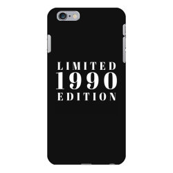 Limited Edition 1990 iPhone 6 Plus/6s Plus Case | Artistshot