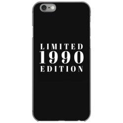 Limited Edition 1990 iPhone 6/6s Case | Artistshot